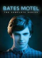 BATES MOTEL The Complete Series DVD,15-Disc Set, Seasons 1-5