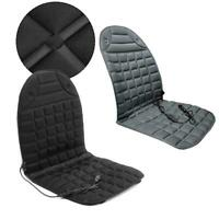 Universal Heated Car Seat Cushion Cover Auto 12V Heating Mat Heater Warmer Z4E8