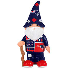 New England Patriots Ugly Sweater Gnome