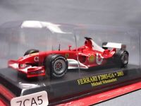 Ferrari Collection F1 F2003-GA 2003 1/43 Scale Mini Car Display Diecast 5