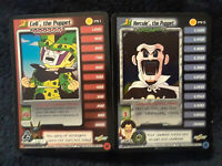 Dragon Ball Z TCG Score Puppet Show Subset PS1-PS5!