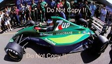 Michael Schumacher Jordan 191 belga Grand Prix 1991 fotografía 6
