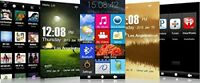 Wi-Fi, Internet, IP Radio & Music Player, touchscreen operating, streaming mu...