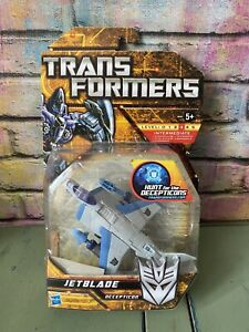Transformers Jetblade Hunt For The Decepticons Figure Complete Boxed HFTD (8)