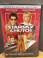 Starsky & Hutch (Widescreen, DVD, 2004) NEW!! Ben Stiller