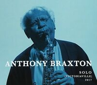 Anthony Braxton - Solo 2017 [New CD]