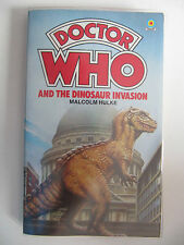 Doctor Who and the Dinosaur Invasion by Malcom Hulke (1976) Target Paperback 22