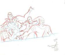 The Joker Gang From Batman Beyond Animation Drawing #3