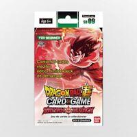 Dragon Ball Super Card Game ! Deck Démarrage/Starter The Saiyan Legacy - VF/SD09