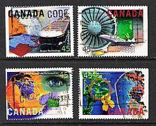 Canadá 1996-Alta Tec Industries-Set-Usado