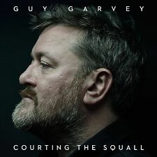 GUY GARVEY (ELBOW): COURTING THE SQUALL CD NEW
