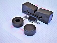 FUEL GAS TANK RUBBER S  SET (3) FOR XL CB SL CL 100 125 XL XR 75 OEM HONDA PARTS