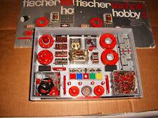 FISCHERTECHNIK Baukasten hobby 3, *EM*, mit Beschreibung,