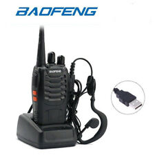BaoFeng Walkie Talkie BF-888S UHF 400-470MHZ 2-Way Radio 16CH Long Range DD