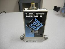UNIT INSTRUMENTS UFC-1665 MASS FLOW CONTROLLER DEVICENET GAS: N2 RANGE: 1 L