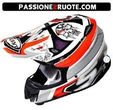 Casco moto cross motard off road capacete helmet casque SUOMY MRJUMP Lazyboy Red