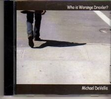 (CX356) Michael DeVellis, Who Is Worange Drexler? - 2004 CD