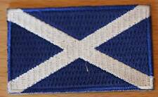 Scotland - St Andrew UK Country Flag Embroidered Patch