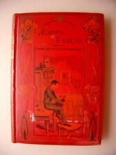 Three Hundred Aesop's Fables um 1900 Fabel