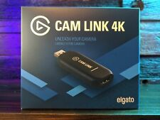 Elgato Cam Link 4K Compact HDMI Capture Device Ships same day🔥 🔥
