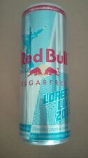 1 Energy Drink Dose Red Bull Sugarfree Lorenzo Live Full Voll 250ml Can Italien