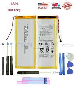 New Battery GA40 SNN5970A For Motorola Moto G4 / G4 Plus XT1625 XT1644 3000mAh