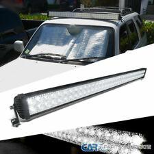"""1x 47"""" 72LED Daytime Combo Beam Driving Fog Light Bar Work Lamp+Bracket"""