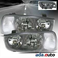 For 2001-2003 Hyundai Elantra Driver Left Right Passenger Headlights Lamps
