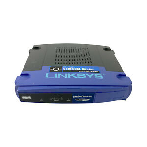 Linksys BEFSR41 Etherfast Cable/DSL Router with 4-Port Switch