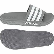 Adidas Unisex Adilette Shower Beach Shoes Slippers Grey B42212