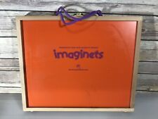 Imaginets Magnetic Shapes Play Set COMPLETE Montessori Waldorf