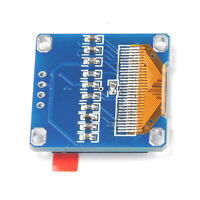 """White 0.96"""" SPI Serial 128X64 OLED LCD LED Display Module for Arduino"""