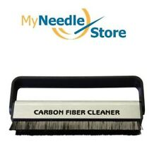 NEW Anti-Static Carbon Fiber Vinyl Record Cleaning Brush and Cleaner, 10 PACK