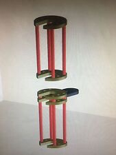 AIR JACK MULTI STAGE LIFTS SAFETY PROPS ELEPHANT FEET 3set