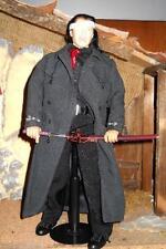 Kitbashed Custom 1/6 Modern day Samurai Assassin Figure Loose