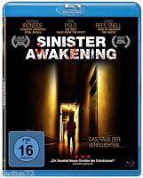 Sinister Awakening Blu-ray