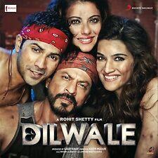 Dilwale-original Bollywood CD colonna sonora al film con Shahrukh Khan + Kajol