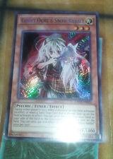 Yu-gi-oh trading cards GHOST OGRE & SNOW RABBIT Secret  Mint CROS-EN033