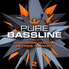 PURE BASSLINE 2  3 CD NEU
