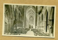 TRURO CATHEDRAL (RP) )^( VINTAGE BLANK UNWRITTEN POSTCARD