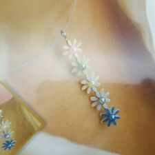 Paper Couture'sElegant Paper  Jewelry Accessories Kit Flower 2 Necklace Earrings