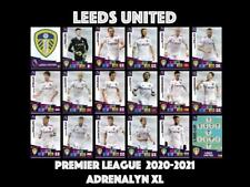 PANINI ADRENALYN XL 2020-2021 20/21 CHOOSE YOUR LEEDS UNITED CARD inc FOILS