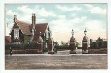 Dartmouth Park Entrance And Lodge House West Bromwich Staffordshire Pre 1914