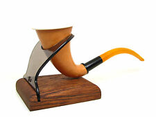 MICOLI Calabash Estate Pipe RACK / Stand