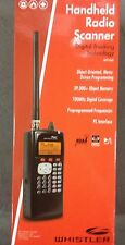 Whistler WS1040 Digital Handheld Police Scanner ( Black )