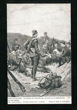 Territorial Corps and Regiments Postcards