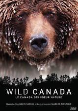 Wild Canada (DVD, 2014, 2-Disc Set, Canadian)
