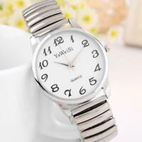 Mode Quarzuhr Männer Frauen Unisex Armbanduhren D2L4 K4S5