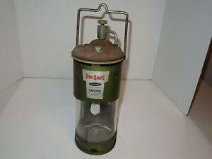 Vintage Bernz O Matic Propane Dual Beam Lantern