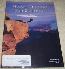 Hang Gliding & Paragliding Magazine December 2011